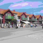 Ostseebad Niechorze Shopping